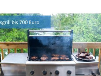 Gasgrill bis 700 Euro