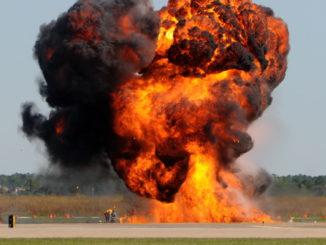 Kann ein Gasgrill explodieren